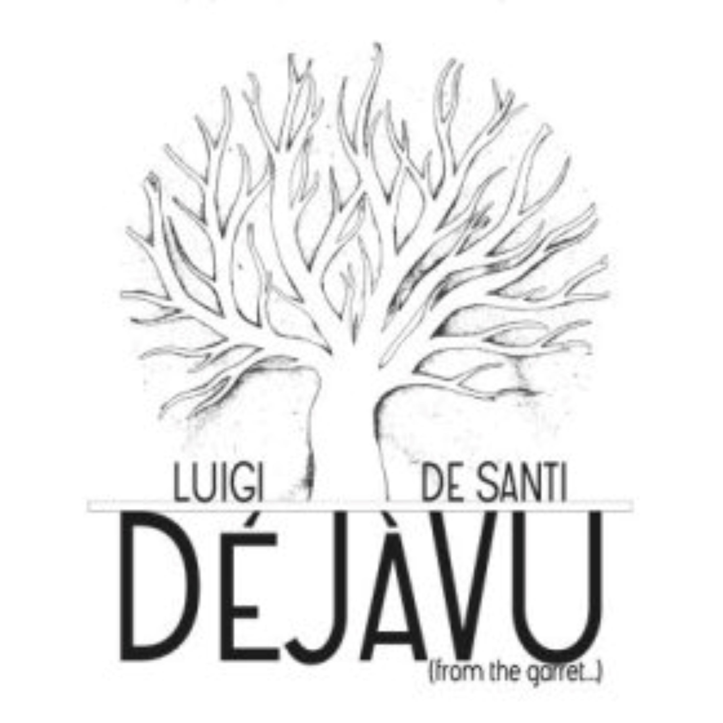 "Luigi De Santi - ""Déjà vu (from the garret...) Cd"